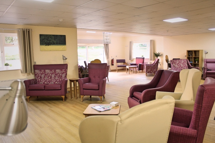 Our lounges are large enough to cater to our residents needs: watch a movie on the large HD television; play games or have a chat; or retire to one of our quiet areas and perhaps read a book