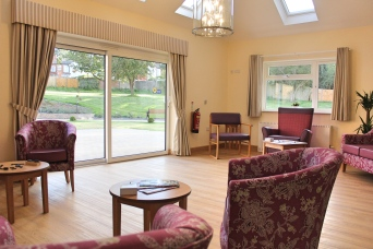 Our spacious living areas have been designed to allow as much natural light and provide lovely views