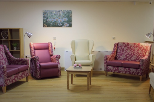 We hope our residents and guests will have the opportunity to form valuable and lasting relationships