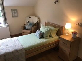 Homely bedroom